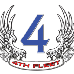 4th Fleet Logo